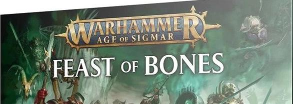 AGE OF SIGMAR FEAST OF BONES