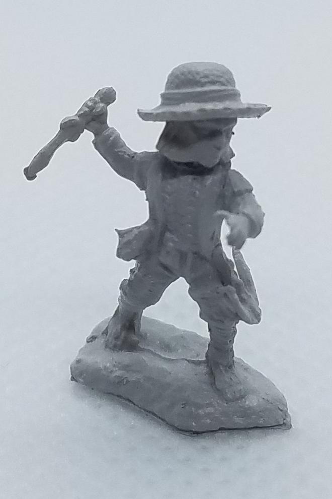 D&D Halfling Miniature