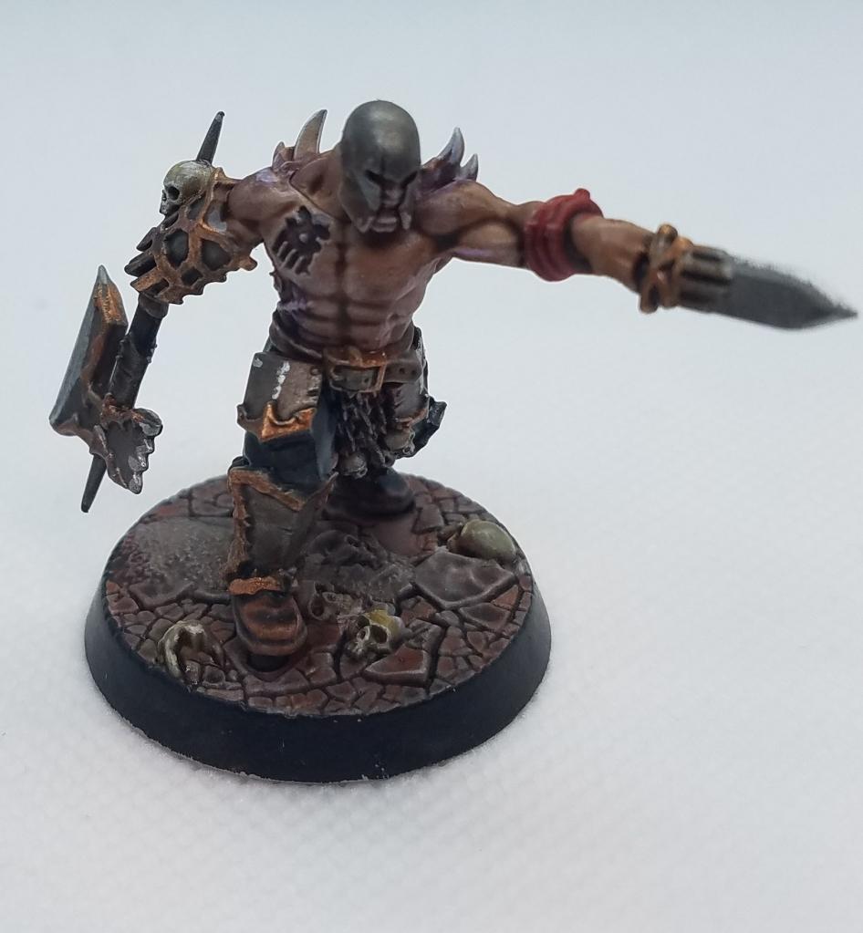 Painted Warhammer Marauder