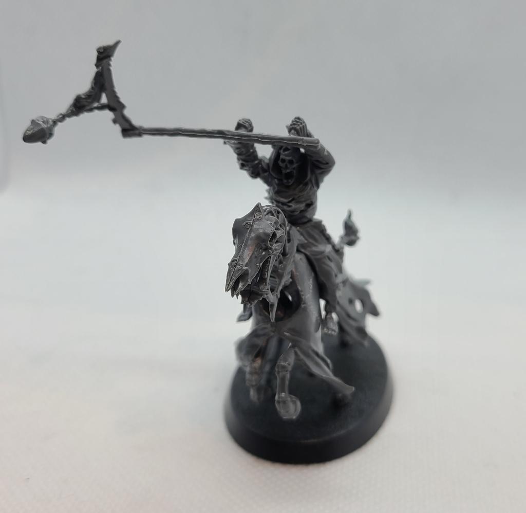 Unpainted Warhammer Hexwraith