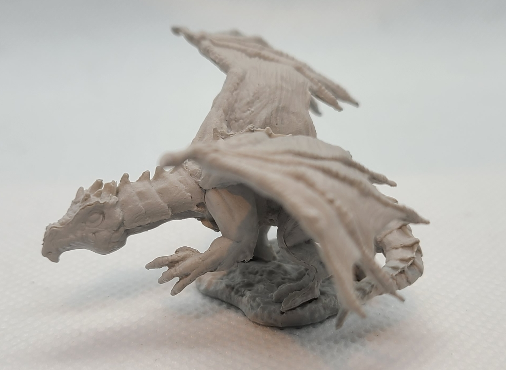 WizKidz Baby Dragon Miniature