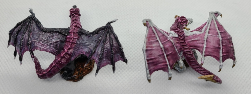 Baby Dragons from above