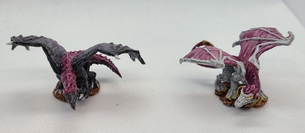 Baby Dragons Front